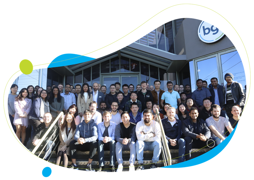 CAS 360 Product Team Photo